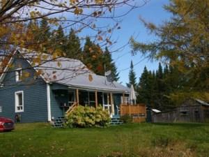 25641160 - Maison à 1 étage et demi à vendre