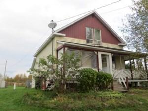 11275529 - Maison à 1 étage et demi à vendre