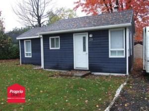 10283113 - Maison à 1 étage et demi à vendre