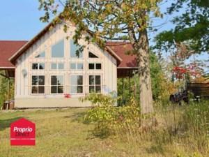 23734620 - Maison à 1 étage et demi à vendre