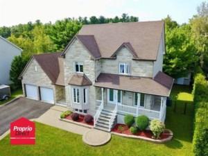 16307925 - Maison à étages à vendre