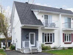 22036668 - Cottage-jumelé à vendre