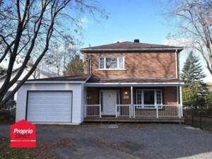 15314166 - Maison à étages à vendre