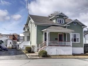 19045899 - Maison à 1 étage et demi à vendre