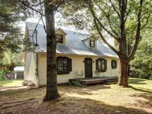 10239399 - Maison à 1 étage et demi à vendre