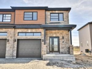 20290863 - Cottage-jumelé à vendre