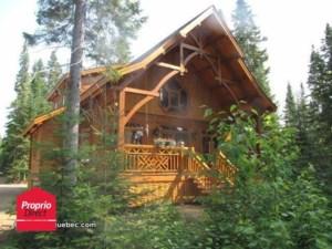 23055069 - Maison à 1 étage et demi à vendre