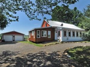 10997555 - Maison à 1 étage et demi à vendre