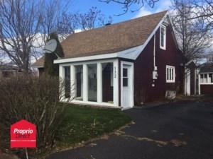 18786633 - Maison à 1 étage et demi à vendre
