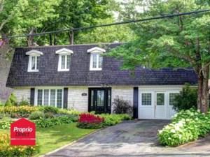 22460925 - Maison à étages à vendre