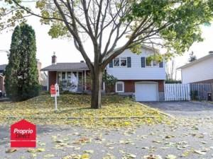 10335413 - Maison à paliers à vendre
