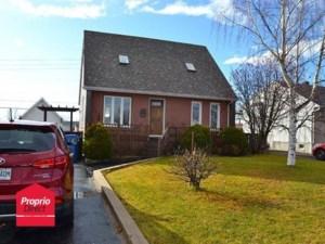 14938643 - Maison à 1 étage et demi à vendre
