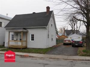20294549 - Maison à 1 étage et demi à vendre
