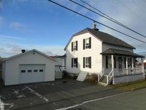 12688237 - Maison à 1 étage et demi à vendre