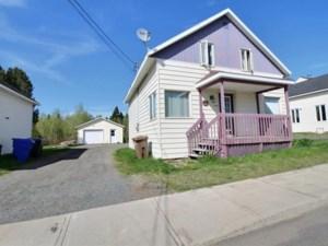 9974614 - Maison à 1 étage et demi à vendre