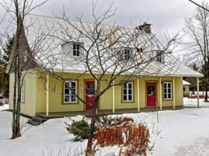 16239532 - Maison à 1 étage et demi à vendre