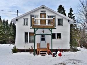 18143099 - Maison à 1 étage et demi à vendre