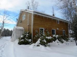 10837114 - Maison à 1 étage et demi à vendre