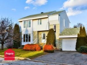10432842 - Maison à étages à vendre