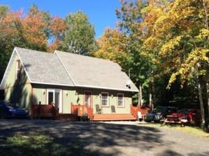 20460226 - Maison à 1 étage et demi à vendre