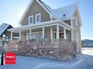 24447137 - Maison à 1 étage et demi à vendre