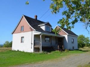 18689986 - Maison à 1 étage et demi à vendre