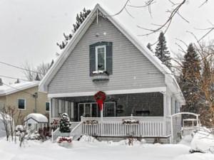 12243738 - Maison à 1 étage et demi à vendre