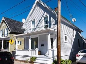 12766220 - Maison à 1 étage et demi à vendre