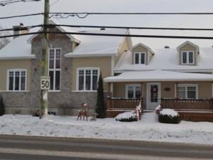 10268236 - Maison à 1 étage et demi à vendre
