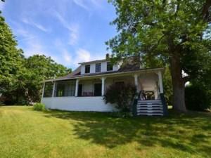 19278474 - Maison à 1 étage et demi à vendre