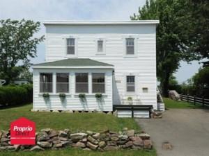 25527537 - Maison à étages à vendre