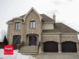 21710163 - Maison à étages à vendre