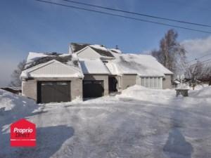 23125879 - Maison à 1 étage et demi à vendre