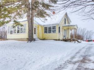 25278930 - Maison à 1 étage et demi à vendre
