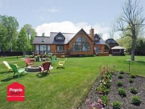 12450018 - Maison à 1 étage et demi à vendre