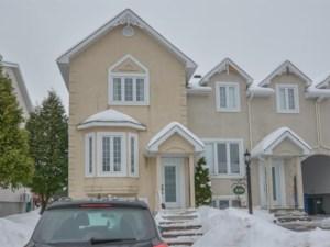 22807459 - Maison à étages à vendre