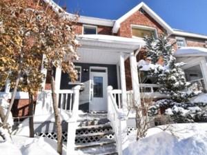 25809310 - Maison à étages à vendre