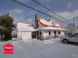 16805460 - Maison à 1 étage et demi à vendre