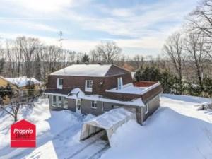 20586398 - Maison à étages à vendre