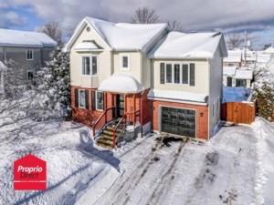 24314618 - Maison à étages à vendre