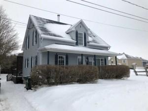 10082532 - Maison à 1 étage et demi à vendre