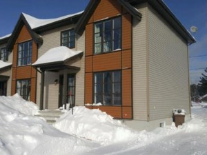 21222605 - Cottage-jumelé à vendre