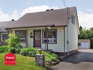 19157888 - Maison à 1 étage et demi à vendre