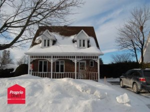20587902 - Maison à étages à vendre
