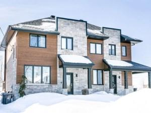 18268693 - Cottage-jumelé à vendre