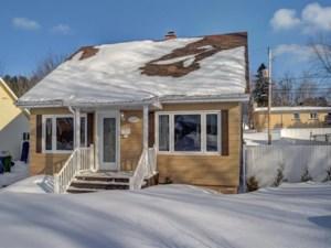 18663359 - Maison à 1 étage et demi à vendre