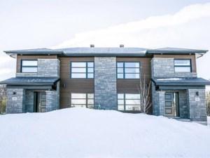 20042824 - Cottage-jumelé à vendre