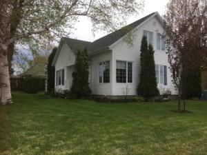 21398578 - Maison à 1 étage et demi à vendre