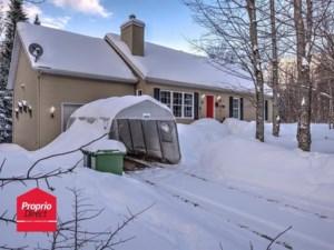 14373232 - Maison à 1 étage et demi à vendre