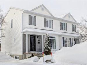 21553089 - Cottage-jumelé à vendre